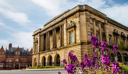 King Georges Hall, Blackburn