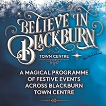 Believe in Blackburn this Christmas