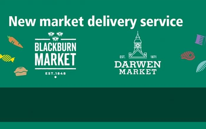 Market Traders in Blackburn & Darwen