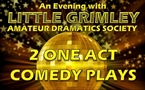 Blackburn Arts Club 2018-19 Season commences with An Evening with Little Grimley Amateur Dramatic Society