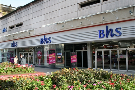 British home stores department store in blackburn for British house store