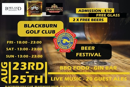 Beer Festival Weekend 2019