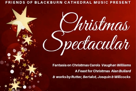 Christmas Spectacular at Blackburn Cathedral